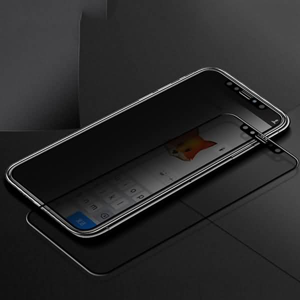 iPhone XR / iPhone 11 覗き見防止 全画面カバー 液晶保護ガラスフィルム IL-JZ-IP-3DSF20200415006-05