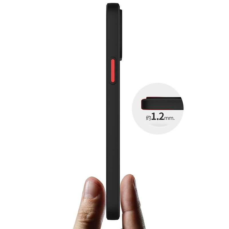 iPhone12 Pro/iPhone12 Pro max TPU+PC カメラフルカバー ケース