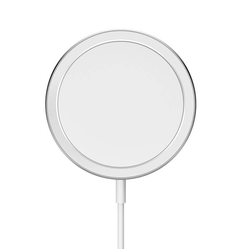 iPhone 12 シリーズ対応 急速充電15Wのマグネット充電器 magsafe充電器