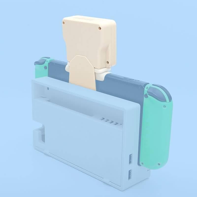 熱暴走を防ぐ Nintendo Switch 冷却ファン スイッチ 専用 冷却ファン ハイパワー ドック取り付け