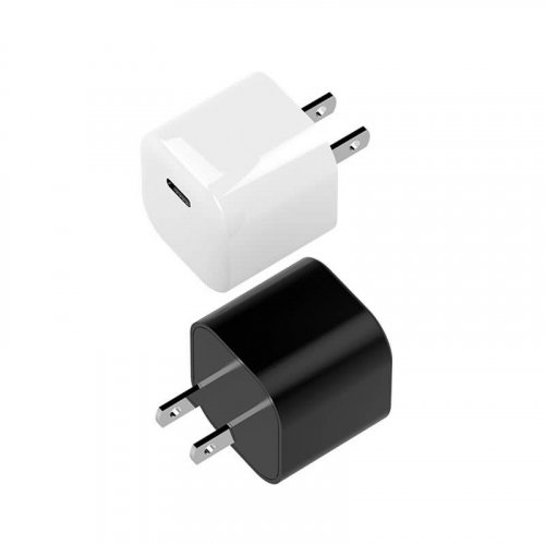 PSE認証済 超ミニ型 USB PD 急速充電 USB-C 20W 急速充電 高速 チャージャー 3A PD充電対応 ACアダプター Type-C USB充電器 PSE 20W USBチャージャ
