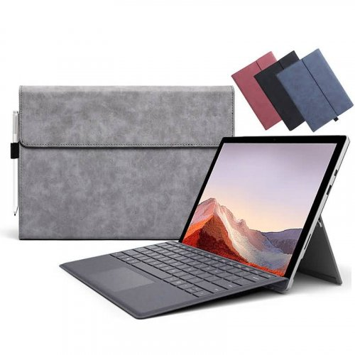 Surface Pro 7 ケース マイクロソフト サーフェイスプロ カバー Surface Go/Go2 ケース