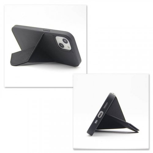 iPhone 13 Pro PUレザー ケース PU背面型ケース スタンド機能