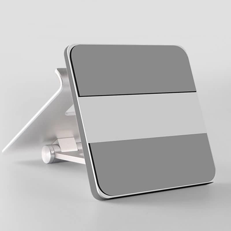 超薄型 折り畳式 スタンド アルミニウム製スタンド 超コンパクト タブレット スマホ用 スタンド