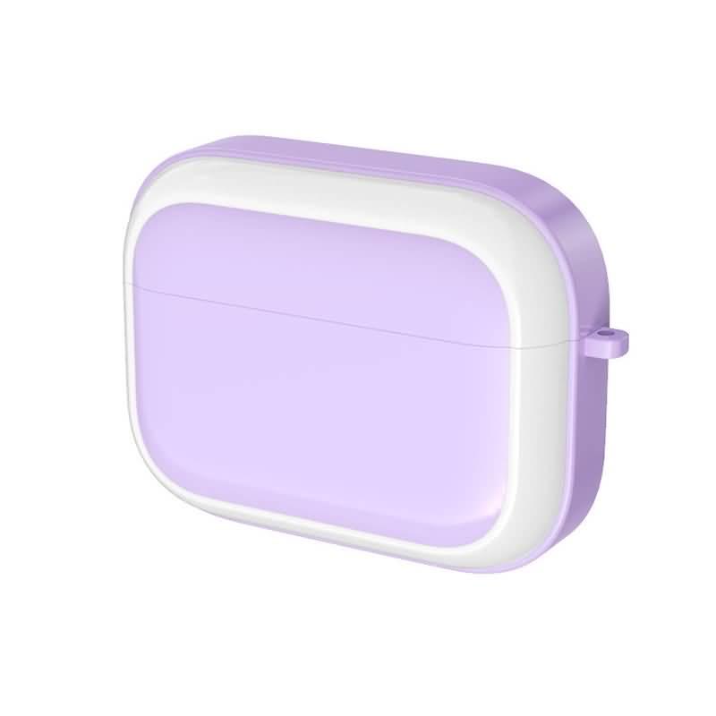 AirPods Pro ケース カバー フック付き AirPods Pro 3世代 PUケース 合成革 Apple Airpods Pro カバー エアーポッズ カバー