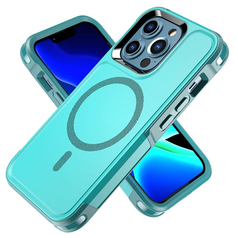 iPhone13/iPhone13 Pro 2in1 PC+TPUケース Magsafe対応ケース iPhone13 Pro max TPUケース サラサラ高級感