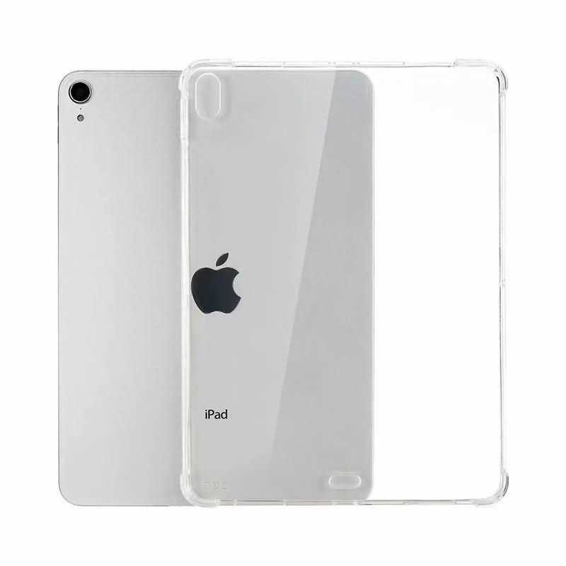 Apple iPad mini 6 2021モデル 第6世代 クリア TPUケース ipad pro 11インチ ipadカバー ケース iPadカバー クリア カバー 耐衝撃 iPad用ケース 第7世代 第6世代 mini5 air3 air2 11 10.5 10.2 9.7 7.9 第二世代 2020 TPUケース iPad Pro 12.9インチ 2021用 タブレット TPU ケース