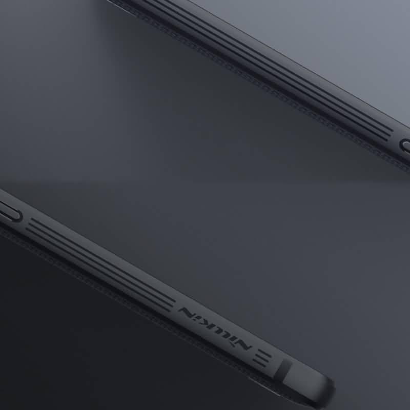 iPhone13/13Pro ナイロン材質 ケース スライド式 カメラレンズ保護 プライバシー 守る PC ケース Nillkin正規品 iPhone13 Pro/13Pro Max PCケース